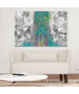 Obrazy abstrakcje nowoczesne Abstrakcja las