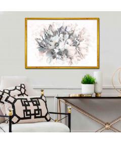 Obraz Bukiet magnolii (1-częściowy) szeroki