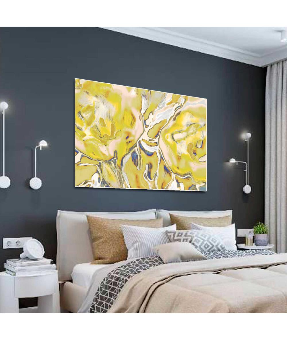 Malarstwo akwarelowe Tulipany akwarela