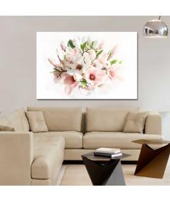Obraz na płótnie Obraz Magnolie, obrazy do sypialni kwiaty
