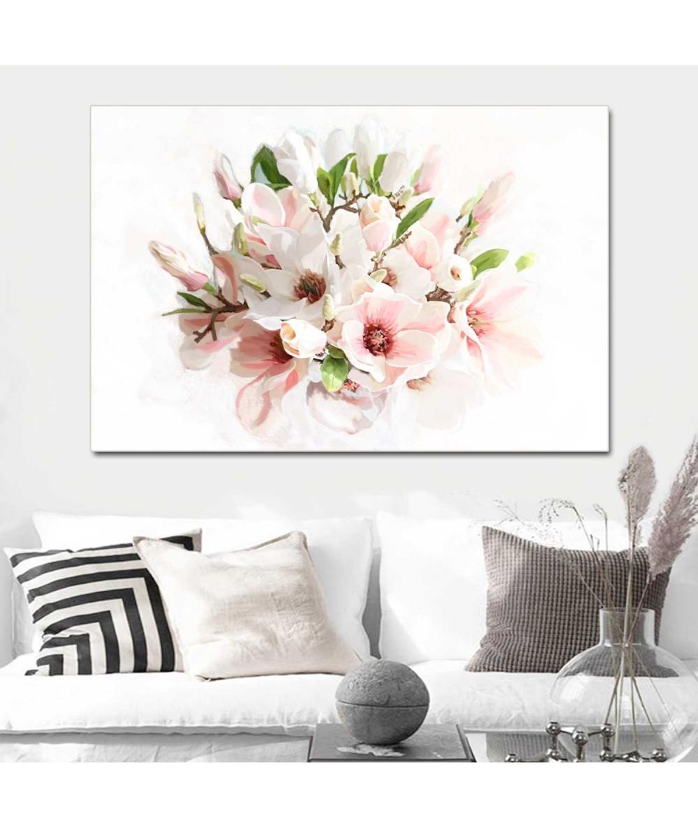 Obraz Magnolie, obrazy do sypialni kwiaty