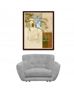 Obraz na płótnie Obraz na płótnie pionowy Design w kolorze