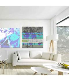 Obraz na płótnie Obrazy minimalistyczne moda Kolorowe szpilki