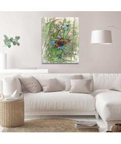 Obrazek na ścianę Pod skrzydłami motyla