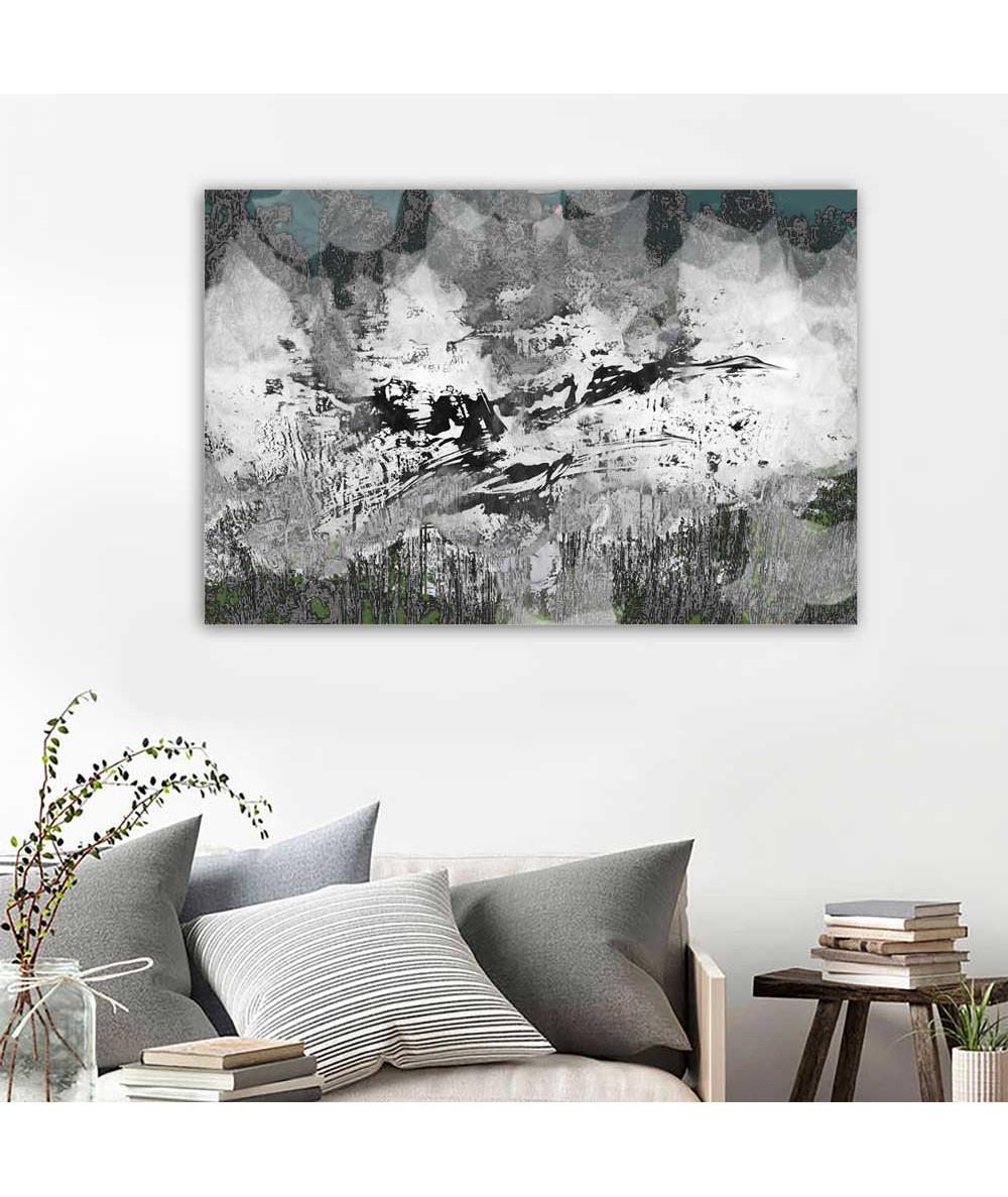 Obrazy zwierząt - Obraz na płótnie ptaki Żurawie przeznaczenia