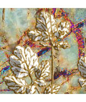 Obraz artystyczny na ścianę Ziołowa impresja