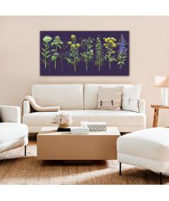 Obraz wiejski na ścianę Wiejskie zioła