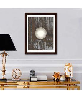 Obraz na płótnie księżyc Księżyc (pionowy)