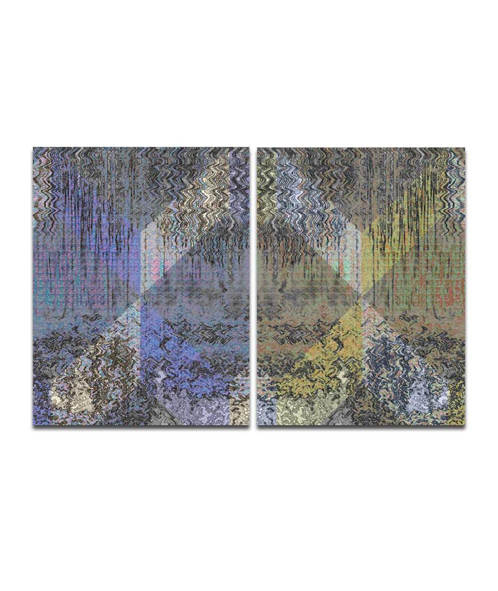 Abstrakcje geometryczne Geometryczne wzory uczuć