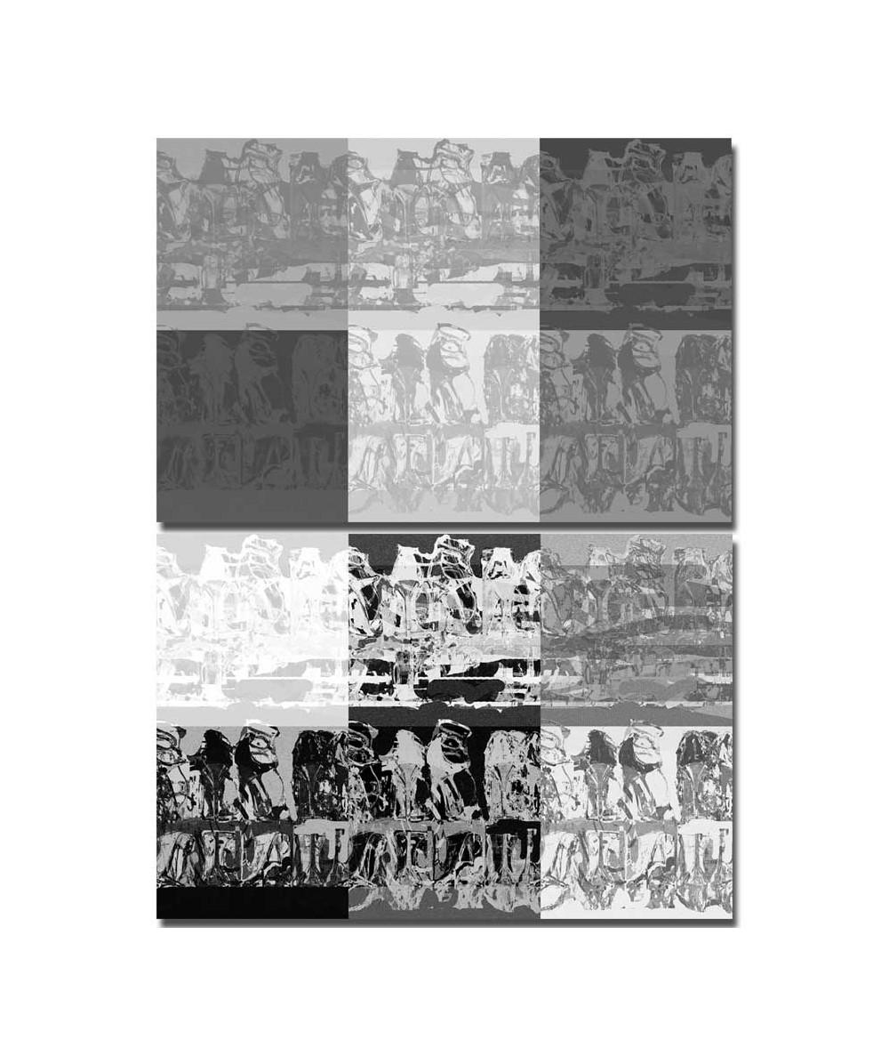 Czarno białe grafiki na ścianę Czarno białe grafiki