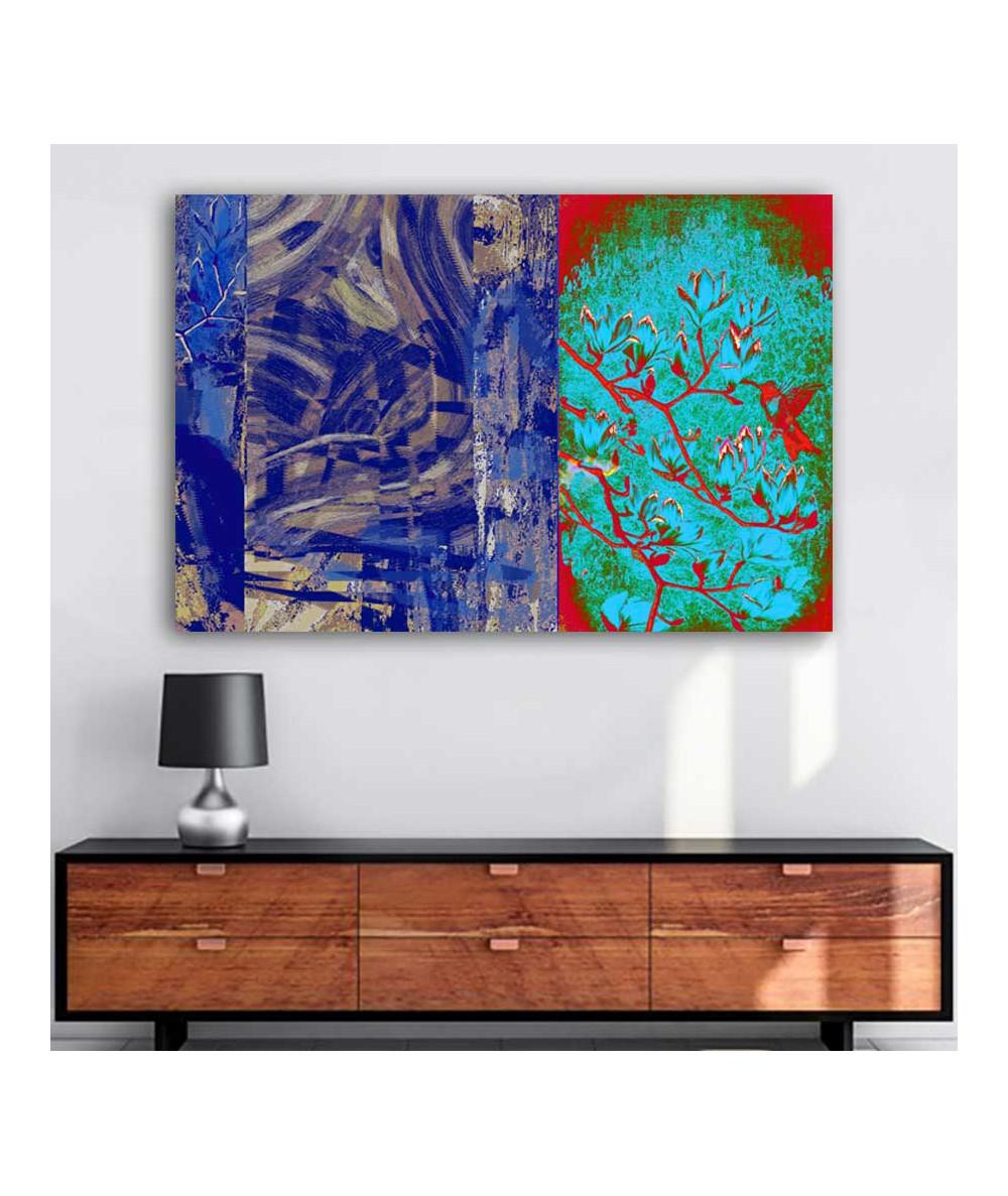 Obrazy magnolie na ścianę...