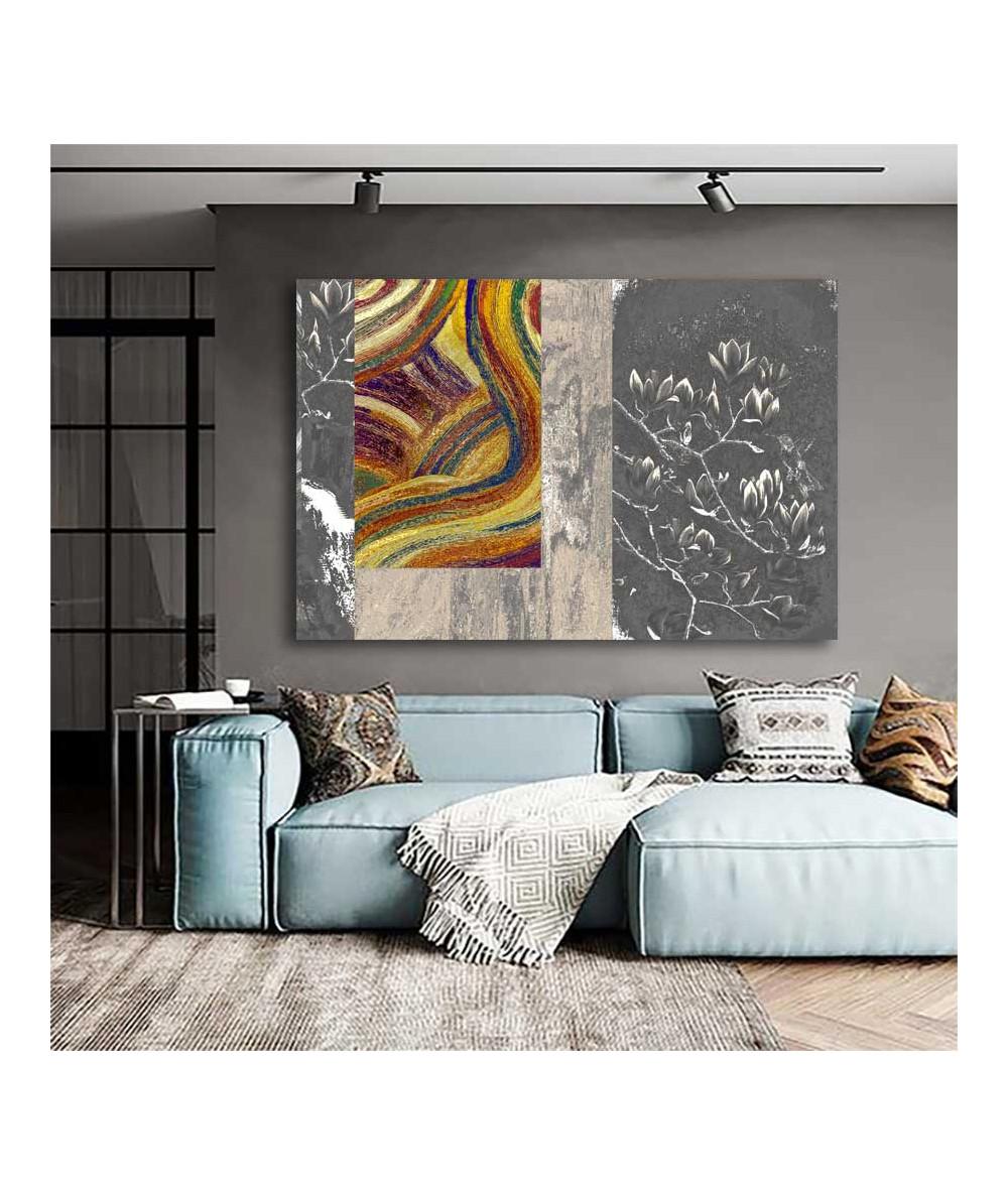 Obraz magnolia na ścianę Wspomnień czar