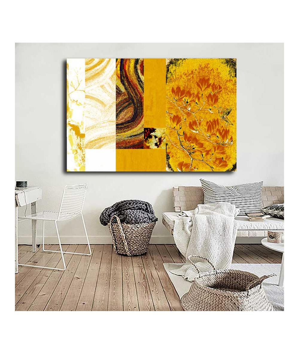 Magnolia obraz na ścianę...