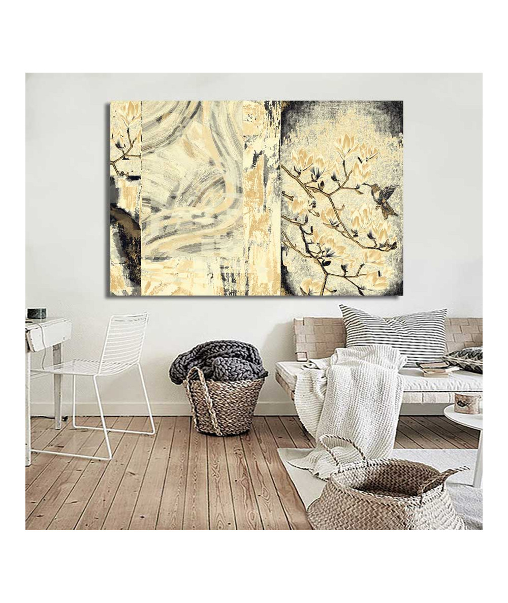 Magnolia obrazy nowoczesne...