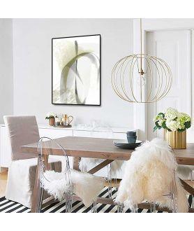 Plakat glamour w ramie Simplicity no. 46