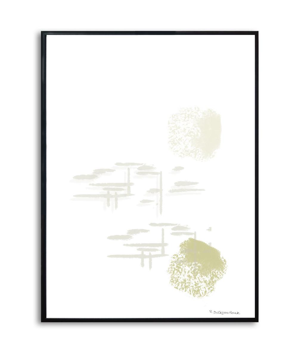 Plakat w ramie Simplicity no. 49