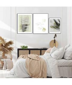 Zestaw plakatów minimalistycznych