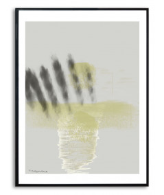 Plakat w ramie Simplicity no. 50