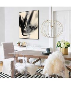 Plakat w ramie Simplicity no. 54 c na ścianę do salonu
