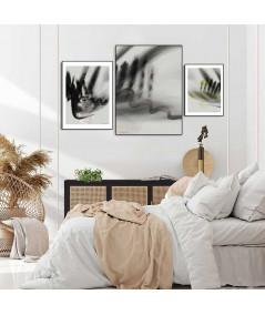 Zestaw plakatów abstrakcyjnych - Grafiki Obrazy