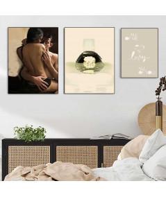 Plakaty sypialnia