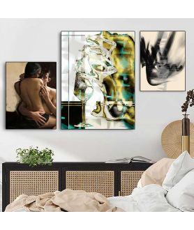 Plakaty w sypialni