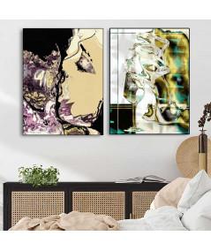 Plakaty do sypialni zestaw