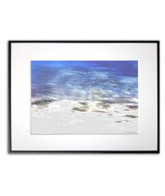 Plakat marynistyczny na ścianę Kolor morza