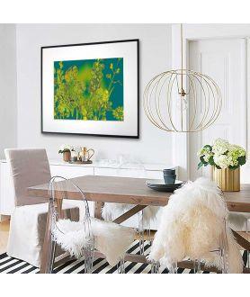 Plakat w salonie - zamów w Grafiki Obrazy
