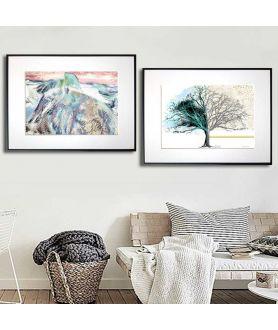 Plakaty skandynawskie w Grafiki Obrazy