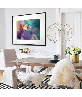 Plakat abstrakcyjny na ścianę - Grafiki Obrazy