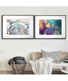 Plakaty w zestawie - Grafiki Obrazy