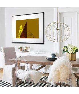 Plakat w salonie - Grafiki Obrazy