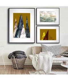 Plakaty góry - Grafiki Obrazy