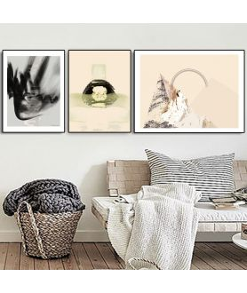 Nowoczesne plakaty na ścianę - Grafiki Obrazy