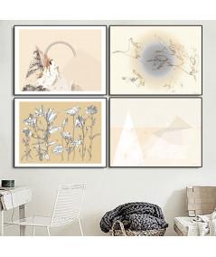 Plakaty wiosenne - Grafiki Obrazy