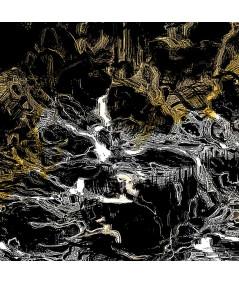 Obrazy drzewo - Obraz dyptyk (2 częściowy) Księżycowe drzewo