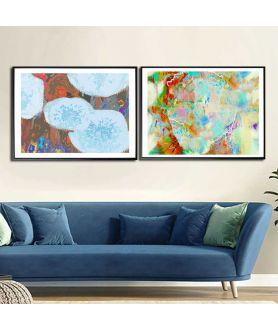 Duże plakaty na ścianę - Grafiki Obrazy