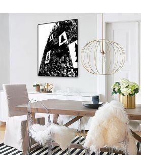 Grafika góry w ramie Simplicity no. 63 - Grafiki Obrazy