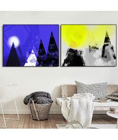 Plakaty inspiracje na ścianę - Grafiki Obrazy