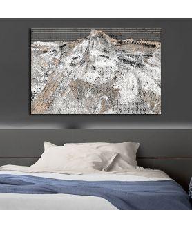 Obraz z grafiką Góry miłości (1-częściowy) szeroki