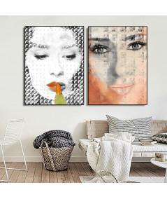 Plakaty oczy na zamówienie w Grafiki Obrazy