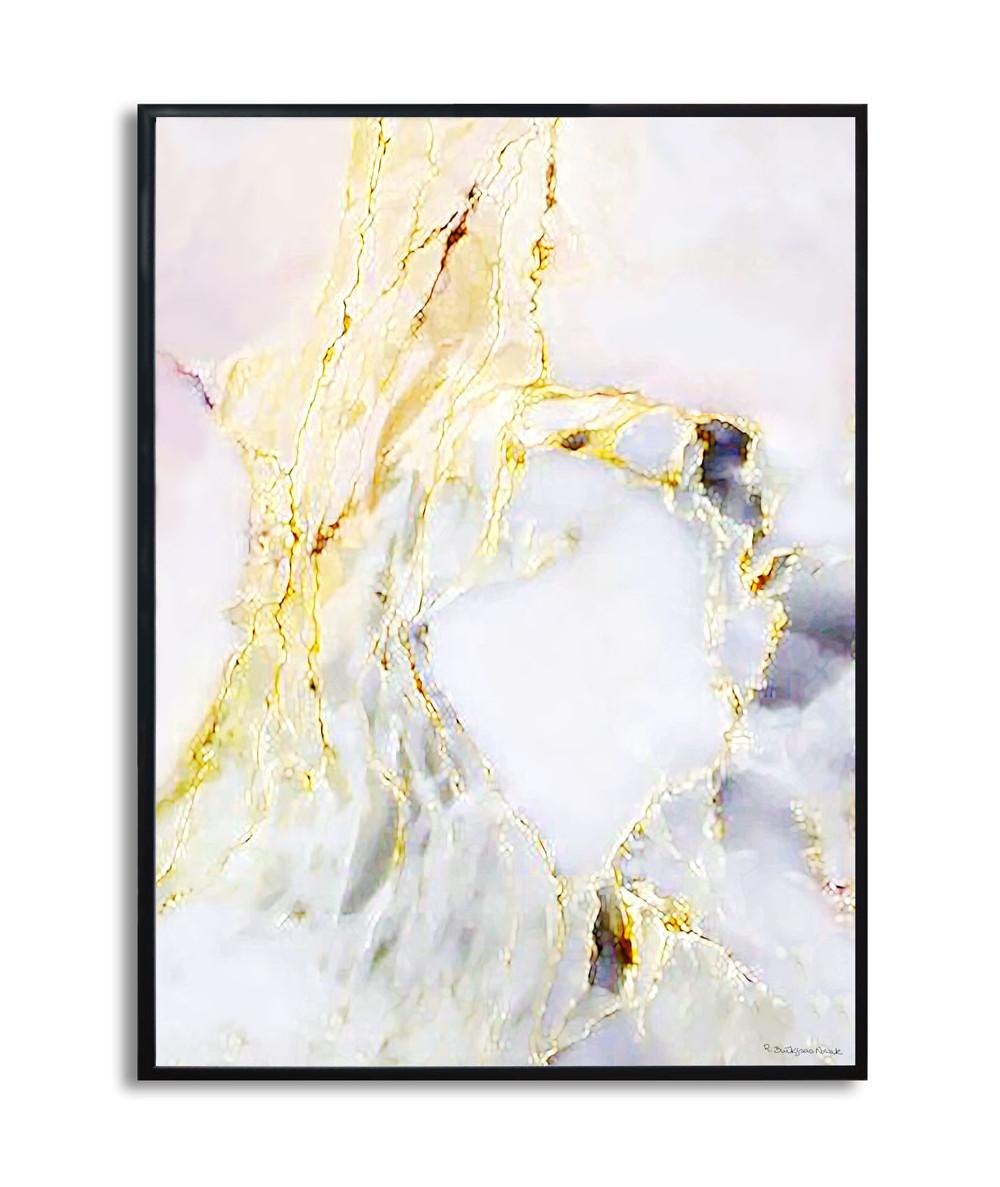 Plakat abstrakcja glamour Delikatna abstrakcja a