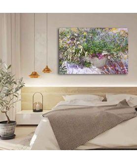 Obraz Lawenda dla Renoira (1-częściowy) szeroki
