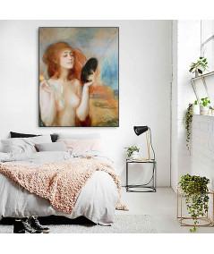 Plakat na ścianę, akt kobiecy, reprodukcja - GrafikiObrazy