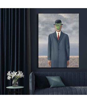 Plakat Rene Magritte Syn człowieczy - GrafikiObrazy.pl
