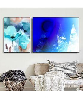 Plakaty nowoczesne na ścianę do salonu, spialni - Grafiki Obrazy