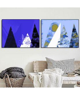 Plakaty na ścianę w zestawie - Grafiki Obrazy