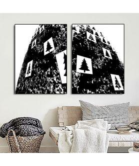 Plakat góry grafika na ścianę Simplicity no. 64