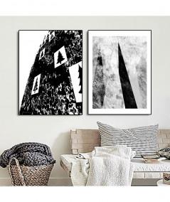 Grafiki góry w ramach - Grafiki Obrazy